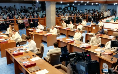 Duterte's 5th SONA draws mixed reactions from Senate members