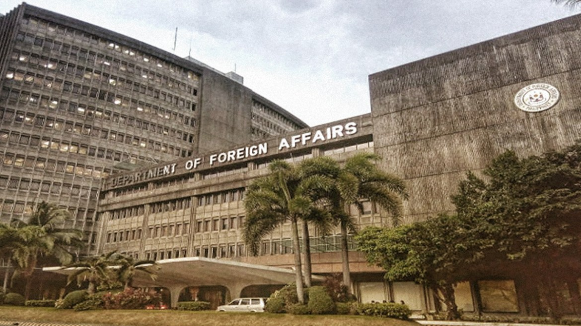 DFA main closes for a time to assess public health & safety measures