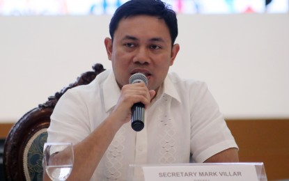 Construction of BBB projects on track says Villar