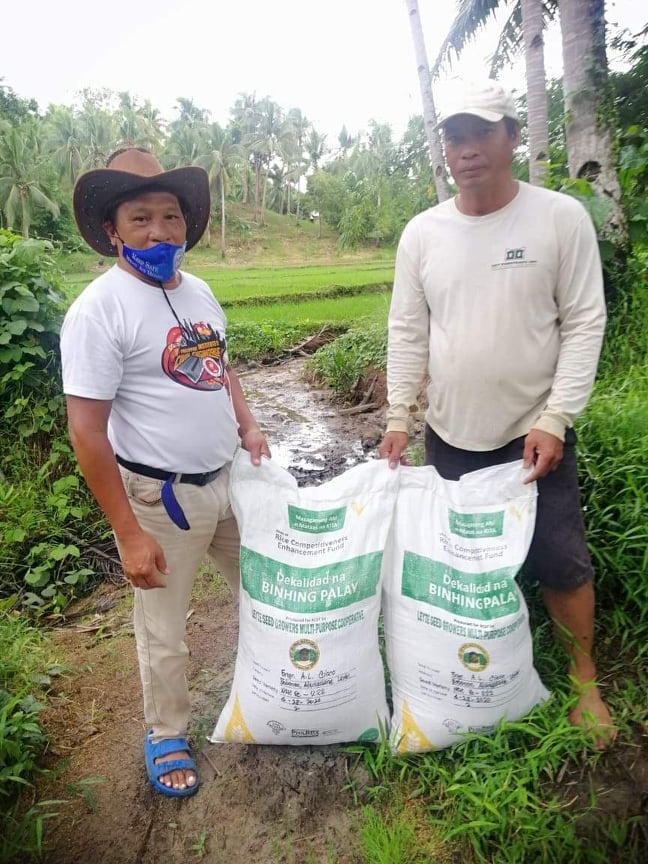 Official Maharlika Association launches Balik-Palay Program
