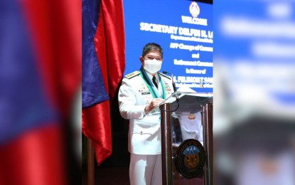 Gapay again calls for public support in curbing terrorism
