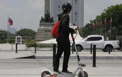 E-scooter registration proposal still up for review