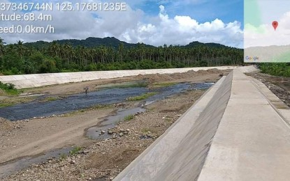DPWH completes P106-M flood control projects in Southern Leyte