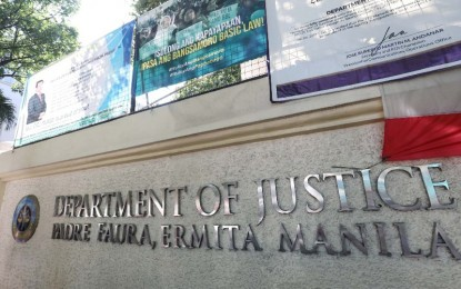 DOJ to look into delay in procurement of meds for BuCor inmates