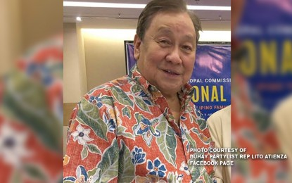Atienza to Cayetano: Keep your word, resign on Oct. 14