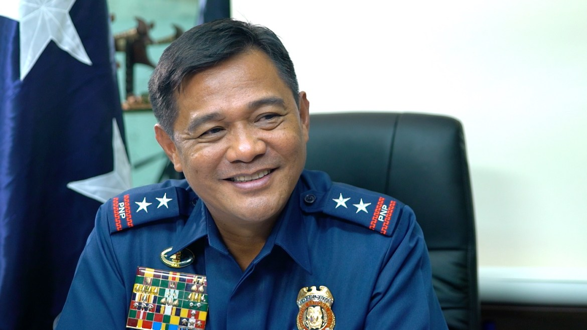 Localization of cops' assignment pushed