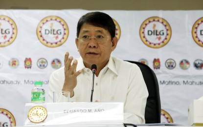 'Great' measures taken to protect human rights in the drug war: DILG