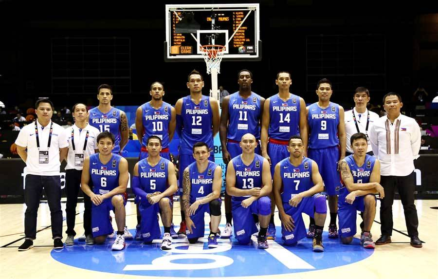 PBA stays committed to Gilas Men program