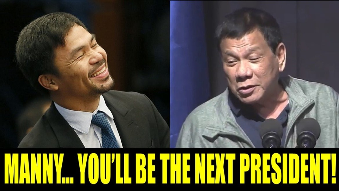 Survey says: Pacquiao may succeed Duterte