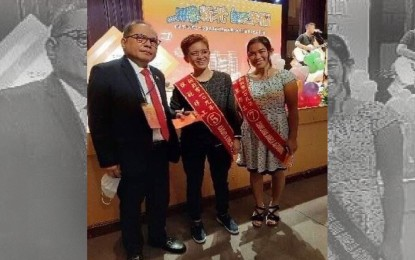 2 Pinoys among 'outstanding' migrant workers in Taiwan