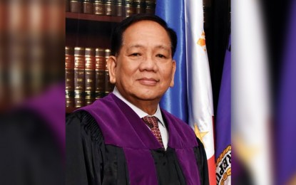 CJ Peralta happy with approval rating; SC to focus on reforms