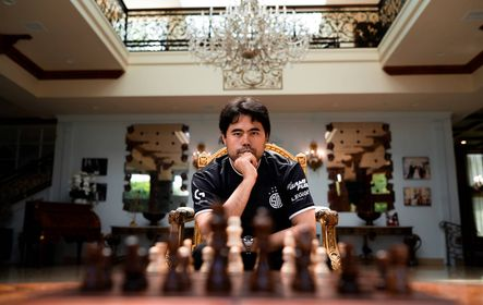 Chess is the new king of sports amid the Covid-19 pandemic