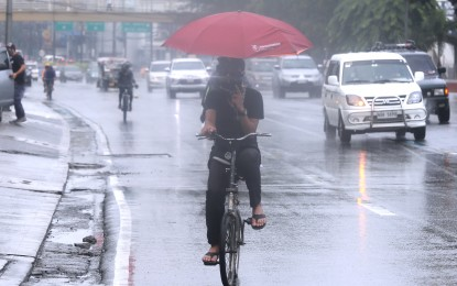 LPA, southwest monsoon continues to bring rains Tuesday