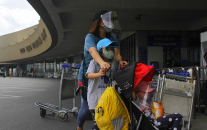 Gov't to allow non-essential outbound travel starting Oct. 21