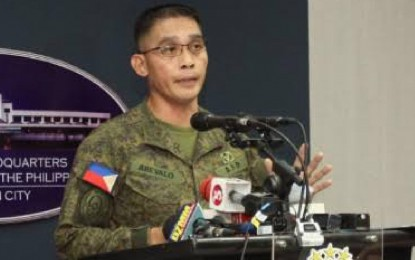 Reds hallucinating on attack threats: AFP spox