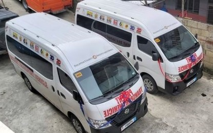 3 Benguet towns get ambulances from PCSO