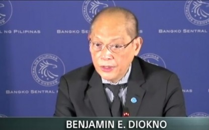 Diokno cites thrift banks' performance amid pandemic