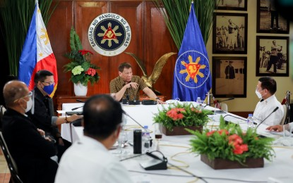 Palace 'humbled' by 84% rating on Duterte admin Covid-19 response