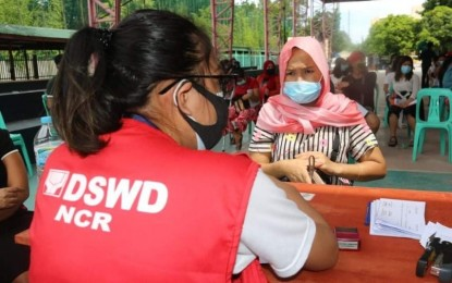 DSWD-NCR reprocesses 1.2M accounts to complete SAP 2