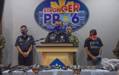 Tip from locals leads to arrest of NPA gunsmith in Iloilo