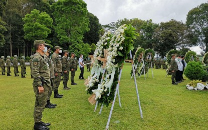 Marawi heroes honored on 3rd year of liberation from siege