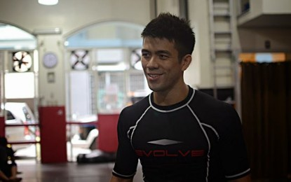 Pinoy campaigner loses in UFC debut