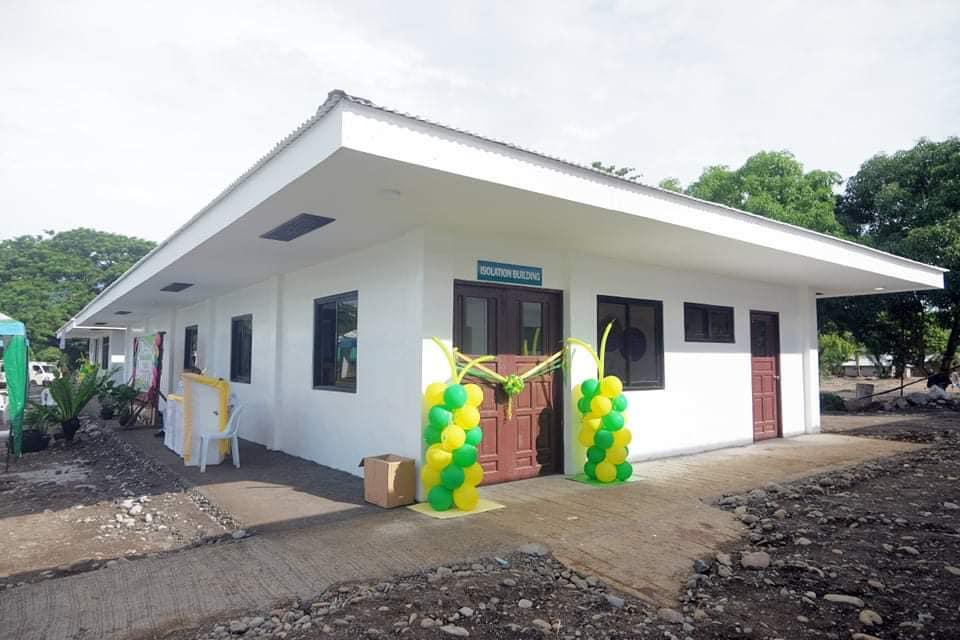 Palawan opens 1st GeneExpert laboratory, isolation facility
