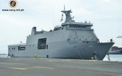 4 PH Navy ships available for 'Rolly' relief missions