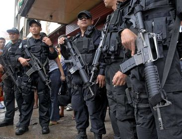 The Police and Philippine Presidency
