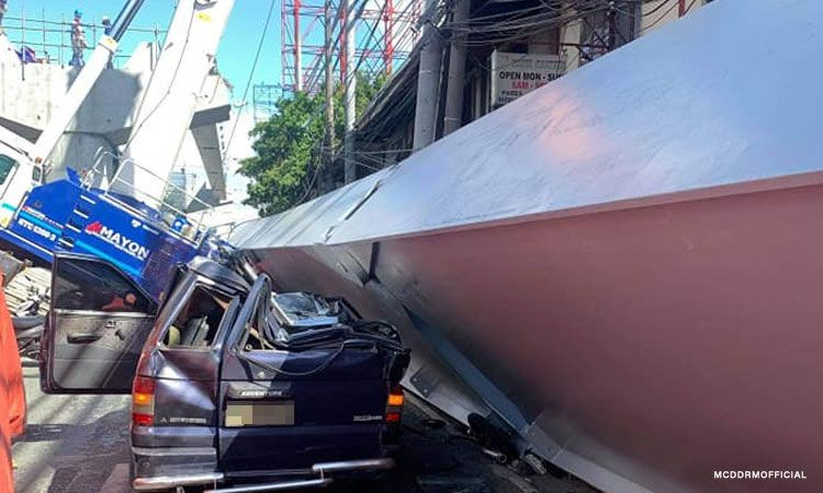 Skyway Ext proj accident kills 1, 4 injured; target completion date reset to Feb 2021