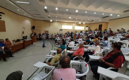 One-time cash subsidy up for 12.7K Baybay City seniors