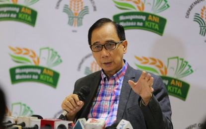 Early weather advisories saved P26.5-B crops from damage: DA