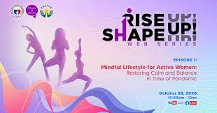 PSC promotes physical activities for working Pinays in 'Rise Up! Shape Up!' 3rd episode