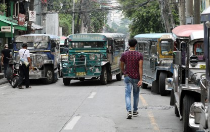 1K more jeeps to ply routes in Metro Manila