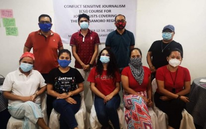 Mindanao journos refresh skills in conflict-sensitive reporting
