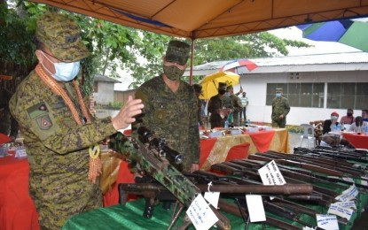 12 BIFF militants yield to Army in Maguindanao