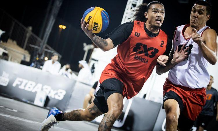 Pinoy 3×3 team bows out of contention in 2020 FIBA 3×3 Doha tilt