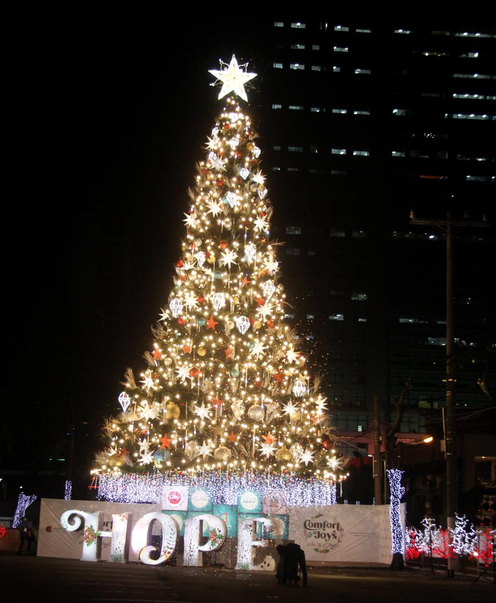 Araneta City Xmas countdown now on