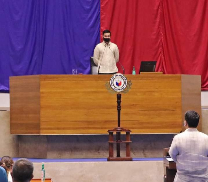 House forms contingent to Bicam panel to ensure PRRD signs the '21 national budget by Dec
