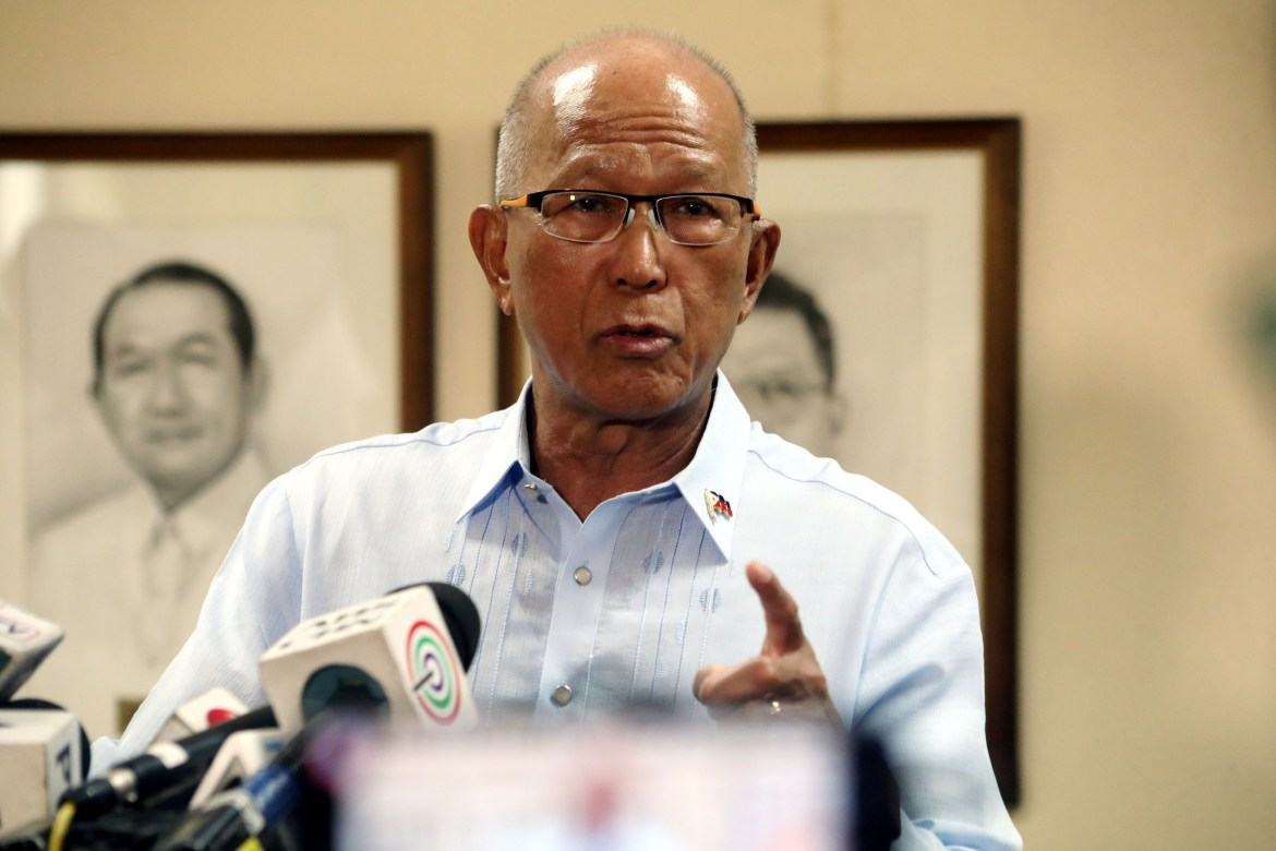 Lorenzana to CPP-NPA: Better surrender