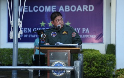 AFP plays key role in gov't Covid-19 response: Gapay