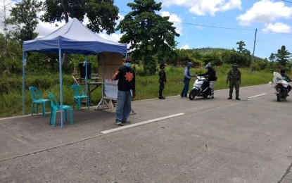 Samar town requires use of face shield in public places