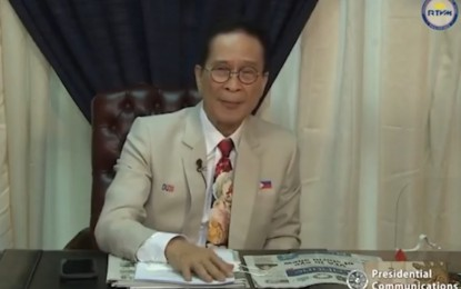 Panelo to critics: Stop sowing intrigue on Pfizer vaccine deal