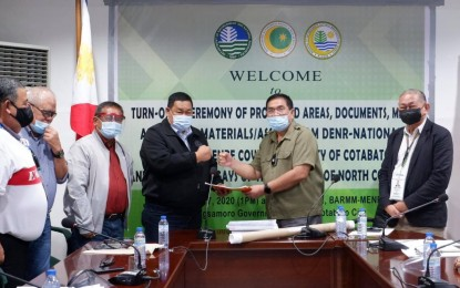 DENR turns over care for protected areas, assets to BARMM