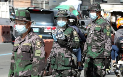 Cops enforcing quarantine rules can't barge into houses: PNP