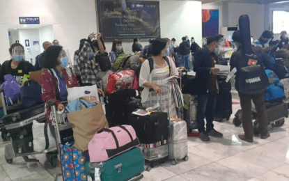 DFA brings home 38 stranded Filipinos from Cambodia