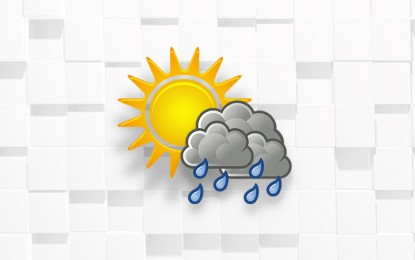 Cloudy skies, light rains expected in most parts of PH Tuesday