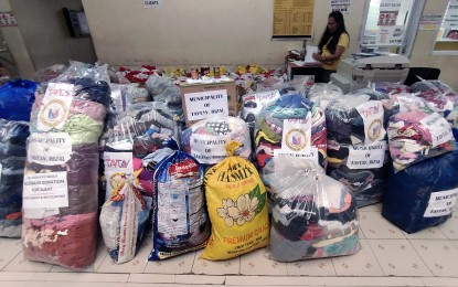 DSWD seeks urgency for bill regulating orgs asking for donations