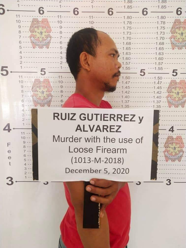 Central Luzon's No. 5 most wanted nabbed