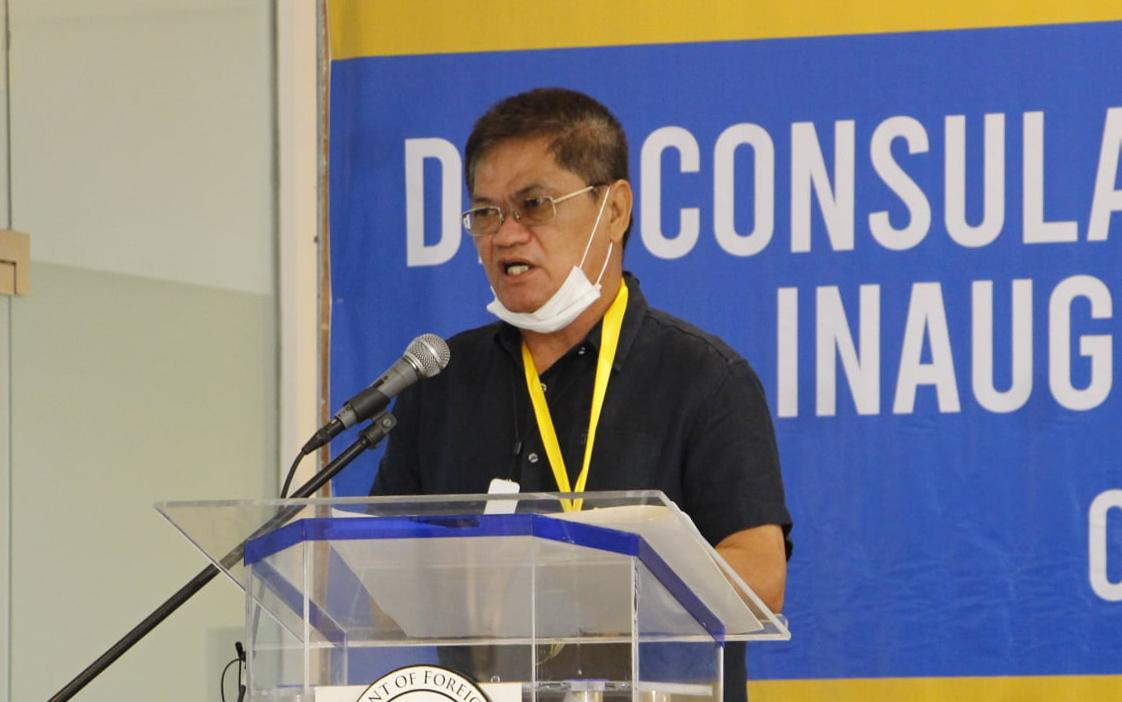 Paniqui mayor Max Roxas gives assurance his town is safe, secure